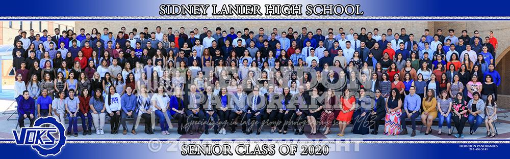 20 LANIER HS CLASS 10x32 WEB