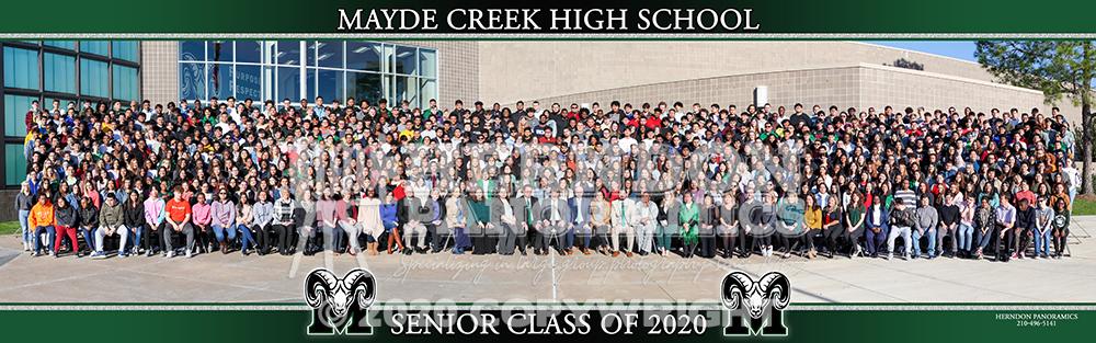 20 MAYDE CREEK HS CLASS 10x32 WEB